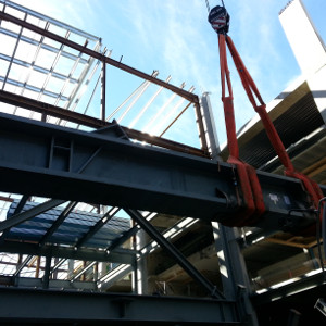 30t welded beam - Westfields design and construct