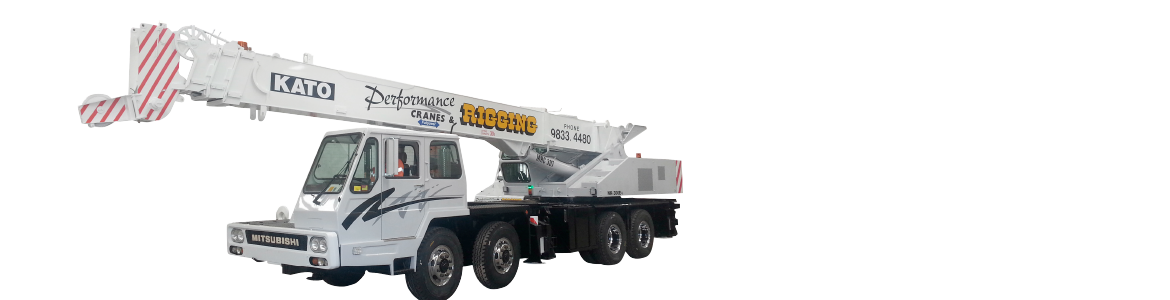 The right crane for your next job