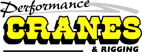 Performance Cranes & Rigging - Australian owned and Family Run business. Since 2000.